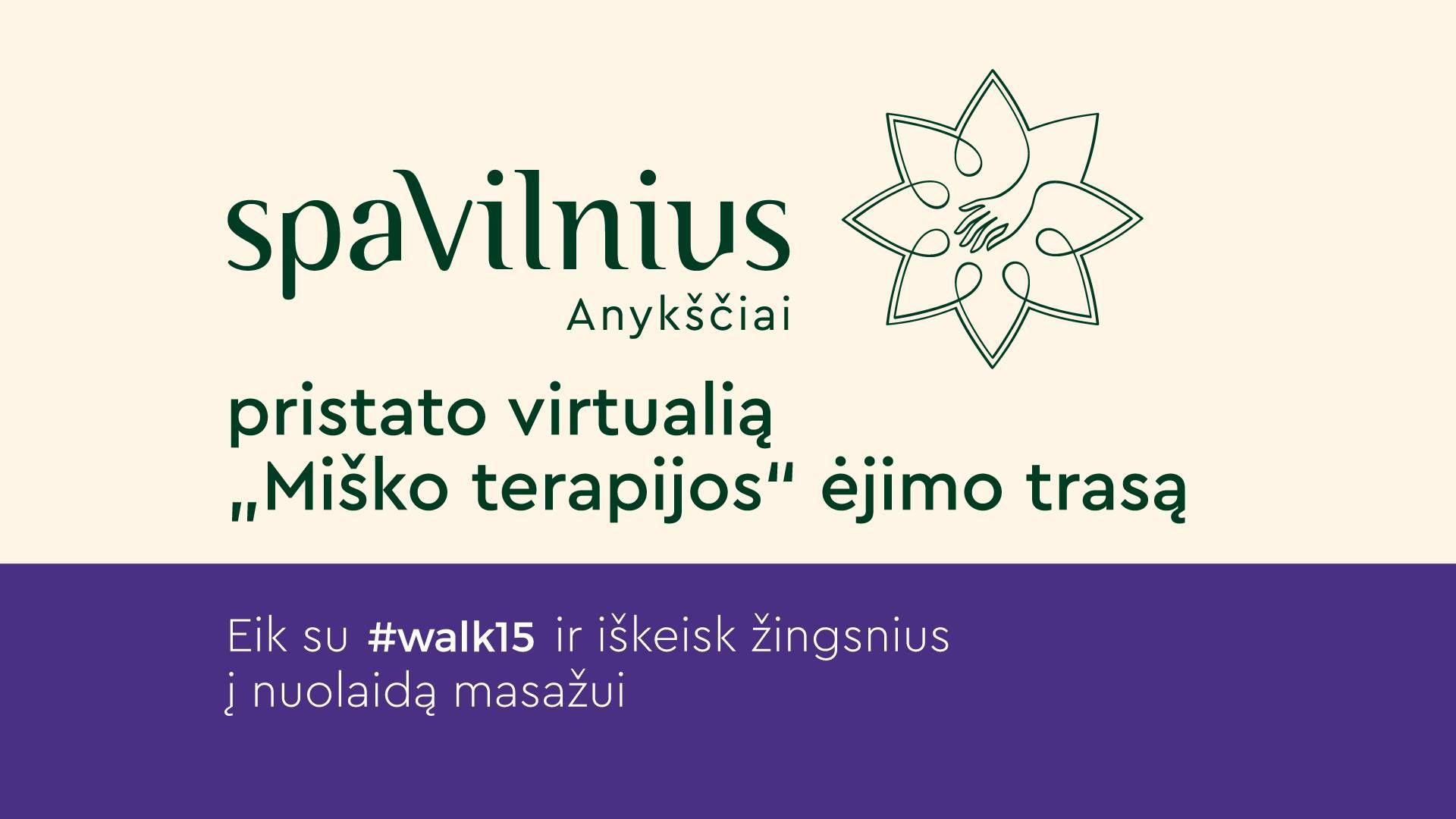 """SPA Vilnius """"Miško terapijos"""" trasos atidarymas Anykščiuose"""