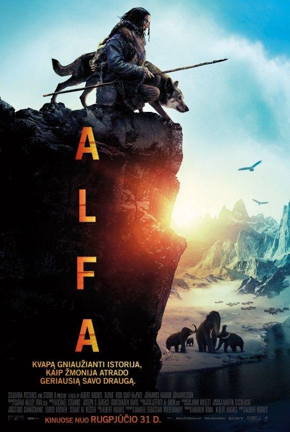 "Albert Hughes ""Alfa"" (2018, trukmė: 1:40)"