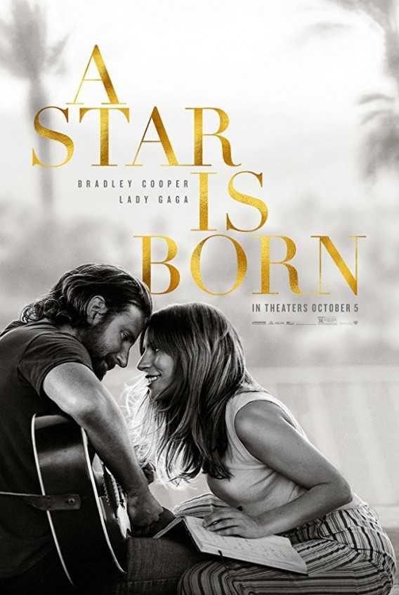 """Bradley Cooper """"Taip gimė žvaigždė"""" (2018, trukmė: 1:40)"""