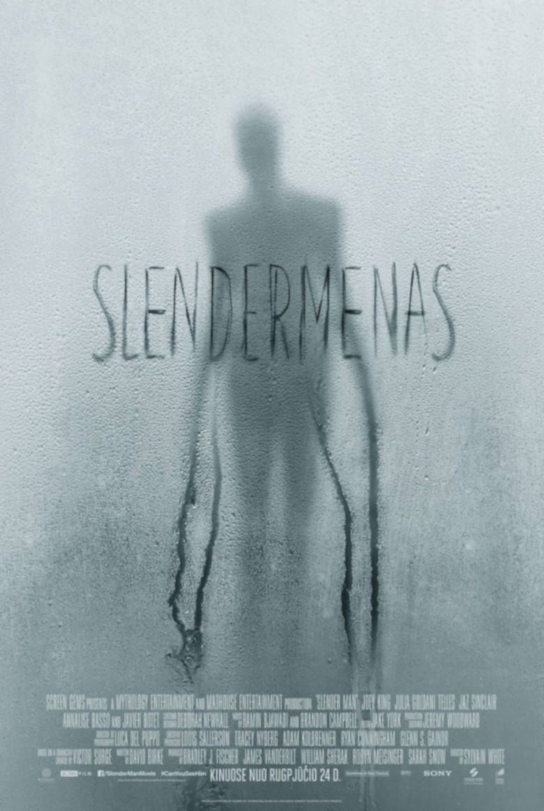 "Sylvain White ""Slendermenas"" (2018, trukmė: 1:30)"