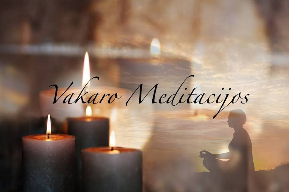 Vakaro Meditacija