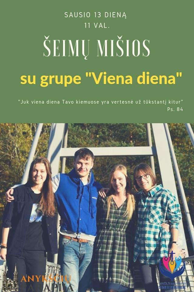 Laisvės gynėjų diena Anykščiuose (2019) - Šv. Mišios šeimoms