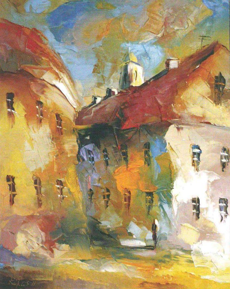 Gintaro Rūko tapybos parodos atidarymas
