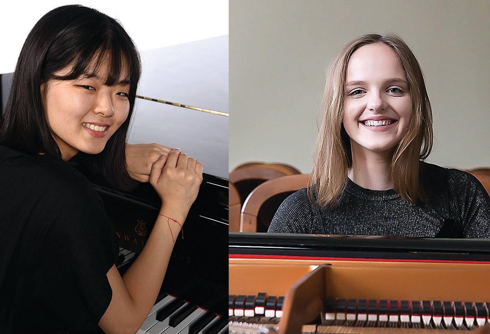 Mildos Daunoraitės ir Cheawoom Lee (fortepijonas) koncertas
