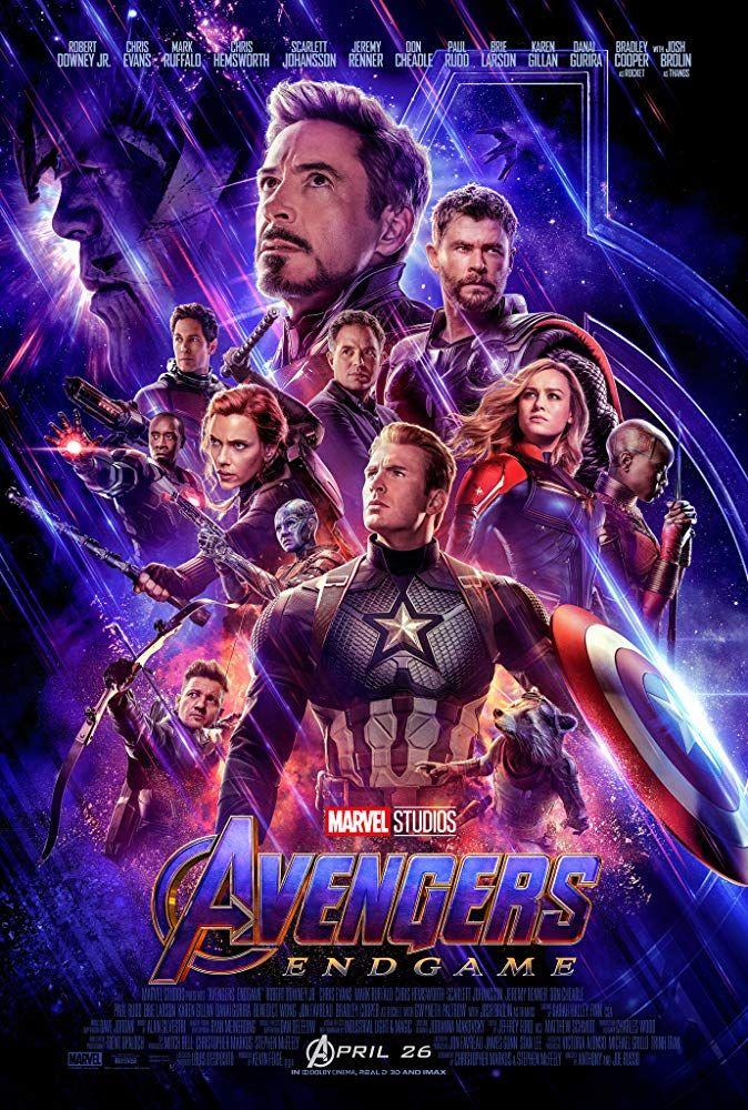 """Anthony Russo, Joe Russo  """"Keršytojai: pabaiga"""" (2019, trukmė 3:00)"""