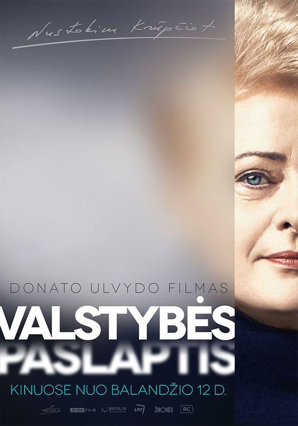 """Donatas Ulvydas  """"Valstybės paslaptis"""" (2019, trukmė 1:39)"""