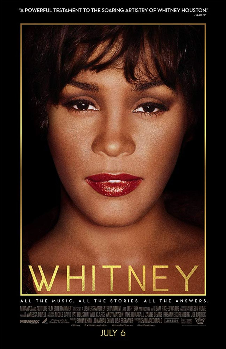 "Kevin Macdonald  ""Whitney"" (2018, trukmė 2:02)"