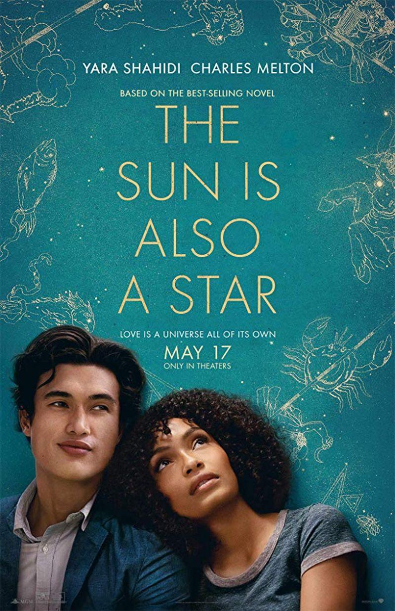 """Ry Russo-Young  """"Saulė irgi žvaigždė"""" (2019, trukmė 1:50)"""