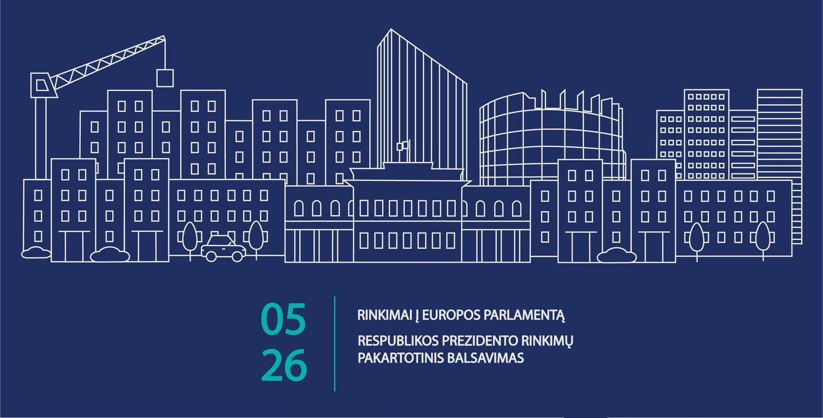 Lietuvos Respublikos Prezidento rinkimai (antras turas) / Europos Parlamento rinkimai (2019)