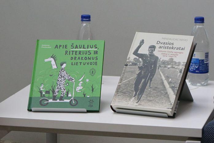 Anykščių miesto šventė (2019) - Norberto Černiausko ir Mindaugo Nefo knygų sutiktuvės