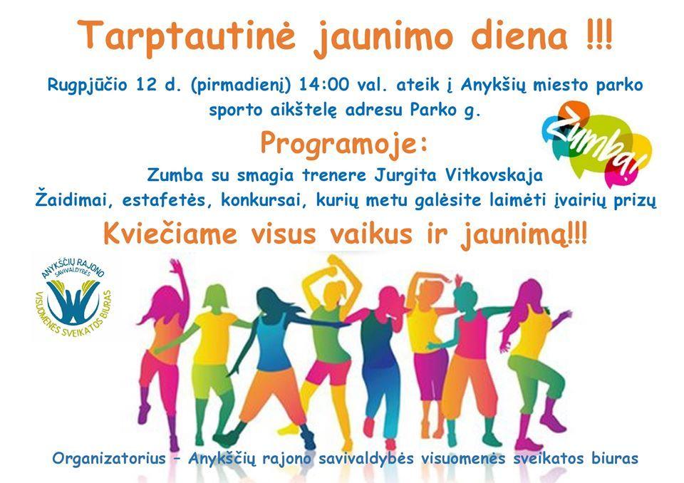 Tarptautinė jaunimo diena