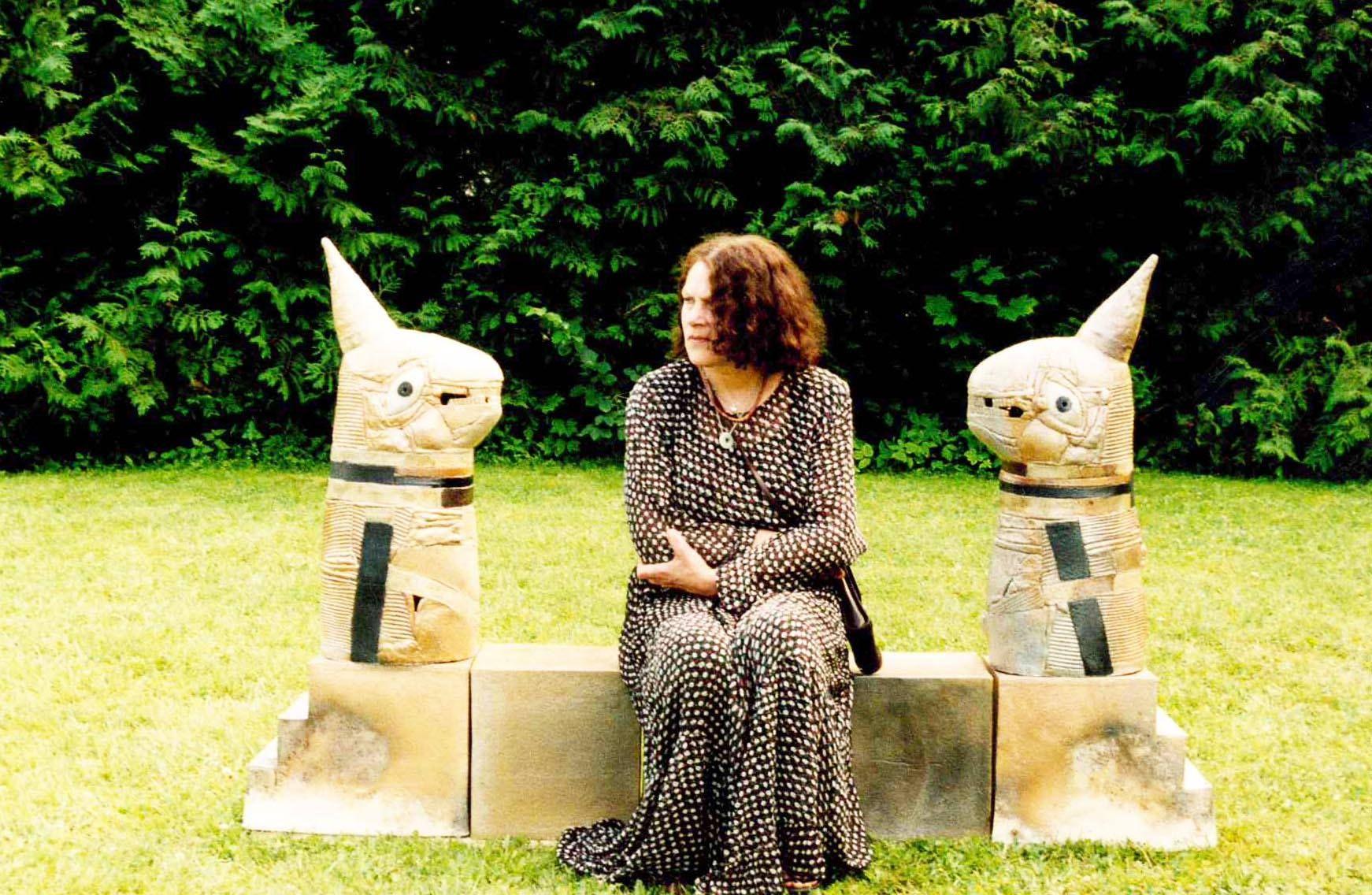 Keramikės Aldonos Jonuškaitės-Šalteninės parodos pristatymas
