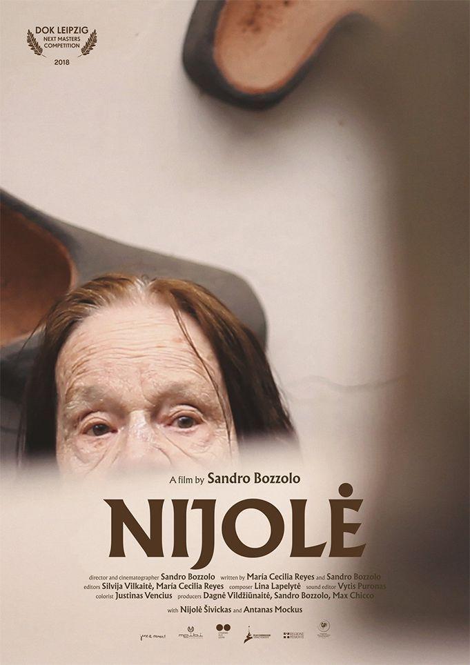 """Sandro Bozzolo """"Nijolė"""" (2019, trukmė 1:20)"""