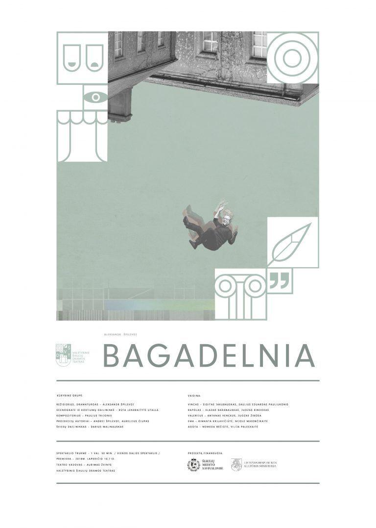 """Nacionalinės dramaturgijos festivalis """"Pakeleivingi"""" (2019) / Valstybinis Šiaulių dramos teatras """"Bagadelnia"""""""