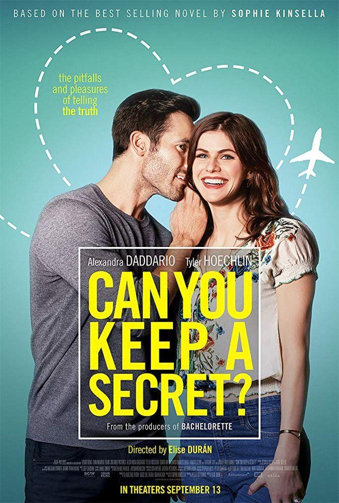 """Elise Duran """"Ar gali išsaugoti paslaptį?"""" (2019, trukmė 1:34)"""