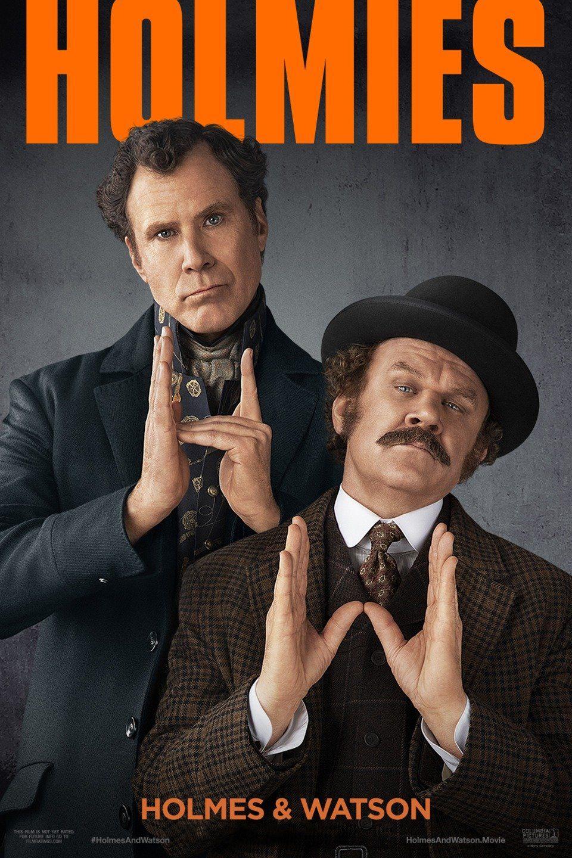 "Etan Cohen ""Šerlokas Holmsas ir daktaras Vatsonas"" (2018, trukmė 2:00)"