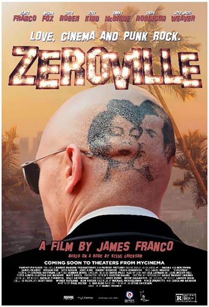 """James Franco """"Zerovilis"""" (2019, trukmė 1:36)"""