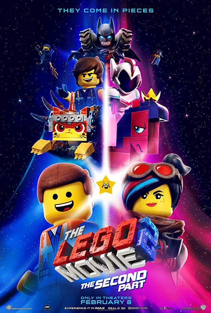 """Mike Mitchell """"Lego filmas 2"""" (2019, trukmė 1:40)"""