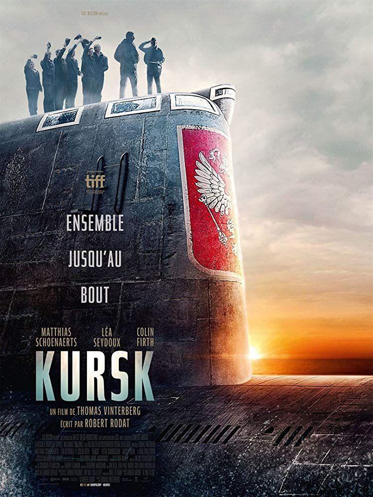 """Thomas Vinterberg """"Kurskas"""" (2019, trukmė 2:00)"""