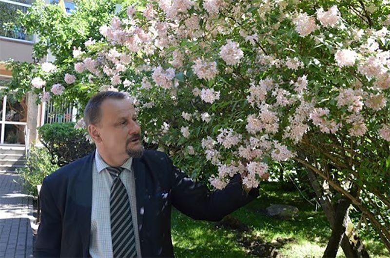 Pasaulio Anykštėnų žolinės Traupio botanikos sode
