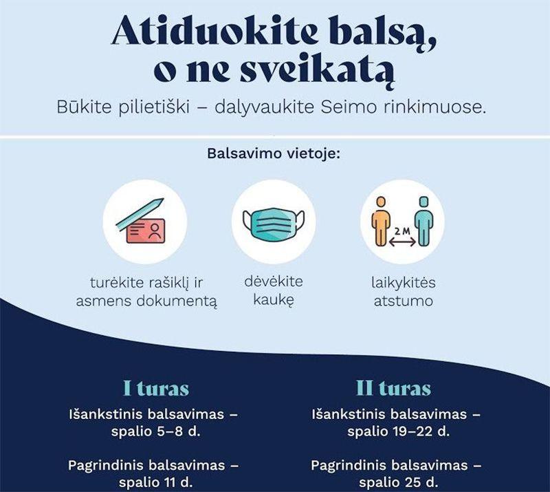 Lietuvos Respublikos Seimo rinkimai (2020) / II turas