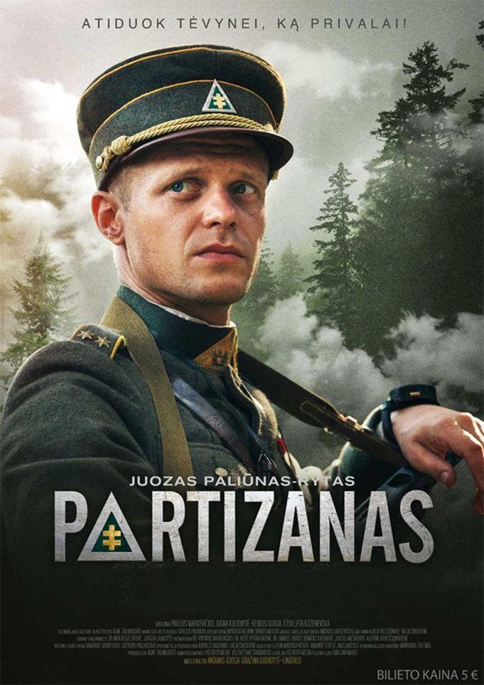 """Agnė Zalanskaitė """"Partizanas"""" (2020, trukmė 1:05)"""