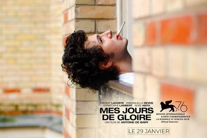 """Žiemos ekranai (2020) / Antoine de Bary """"Mano šlovinga jaunystė"""" (2019, trukmė 1:35)"""