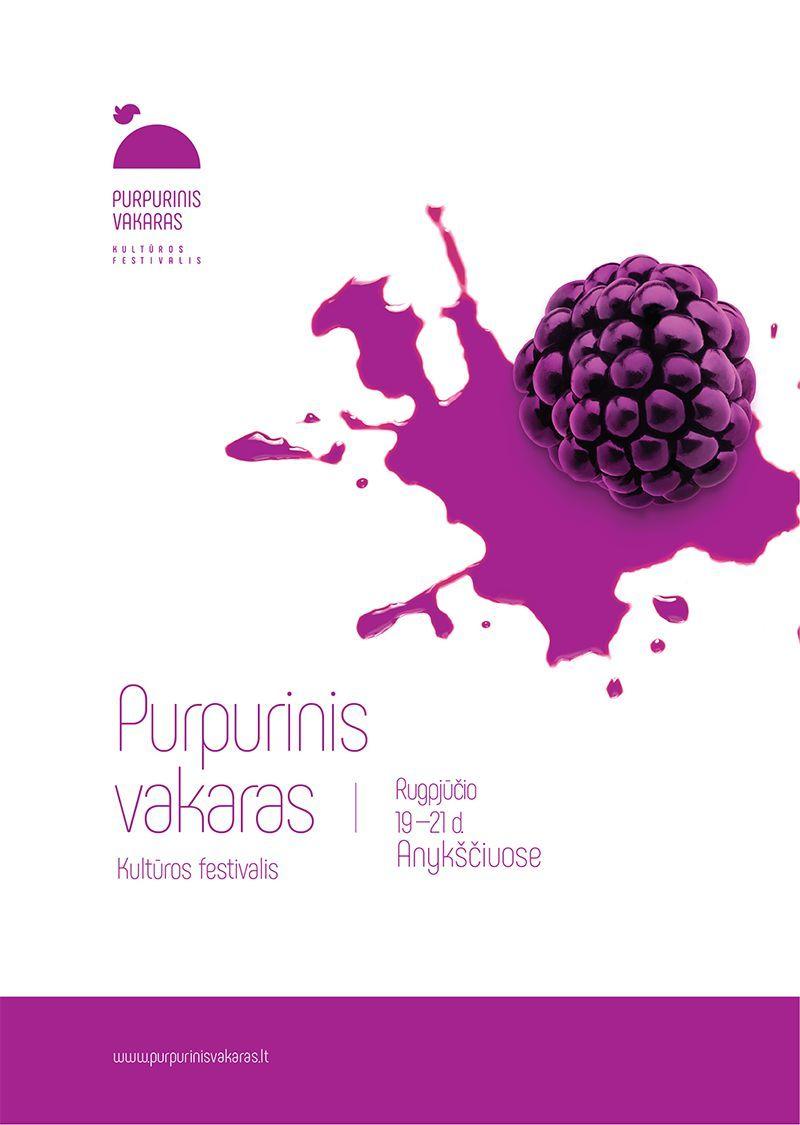 """Festivalis """"Purpurinis vakaras"""" (2021) / Susitikimas su poete Violeta Palčinskaitė"""