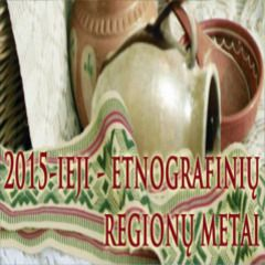 Etnografinių regionų metai