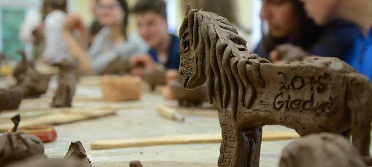 Arklio muziejaus edukacinės programos