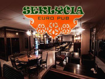 """Euro Pub """"SEKLYČIA"""""""