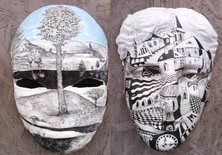 """Anykščių menininkų asociacijos projektas """"Gatvės galerija"""""""