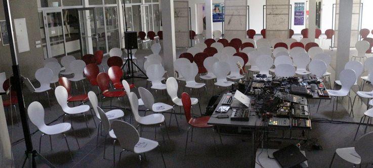 Anykščių menų inkubatorius / Menų studija