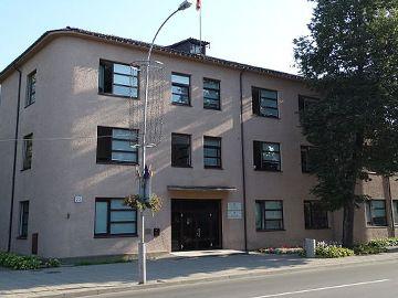 Anykščių rajono savivaldybės administracija