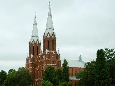 Anykščių Šv. Mato bažnyčia / Bokšto apžvalgos aikštelė