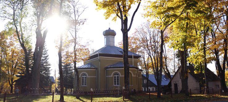 Anykščių Šventojo Aleksandro Neviškio cerkvė
