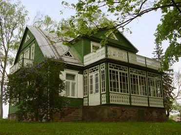 A.Baranausko ir A. Vienuolio - Žukausko memorialinis muziejus