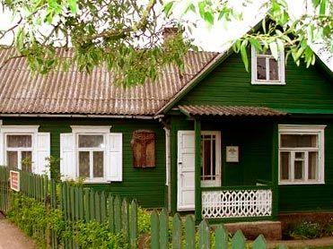 Bronės Buivydaitės memorialinis namas - muziejus