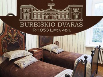 """Viešbutis """"Burbiškio dvaras"""""""