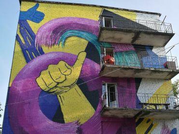 """Dmitrij Borodin """"A - nykščiai"""" / """"Nuspalvink vasaros miestus"""" (2018)"""