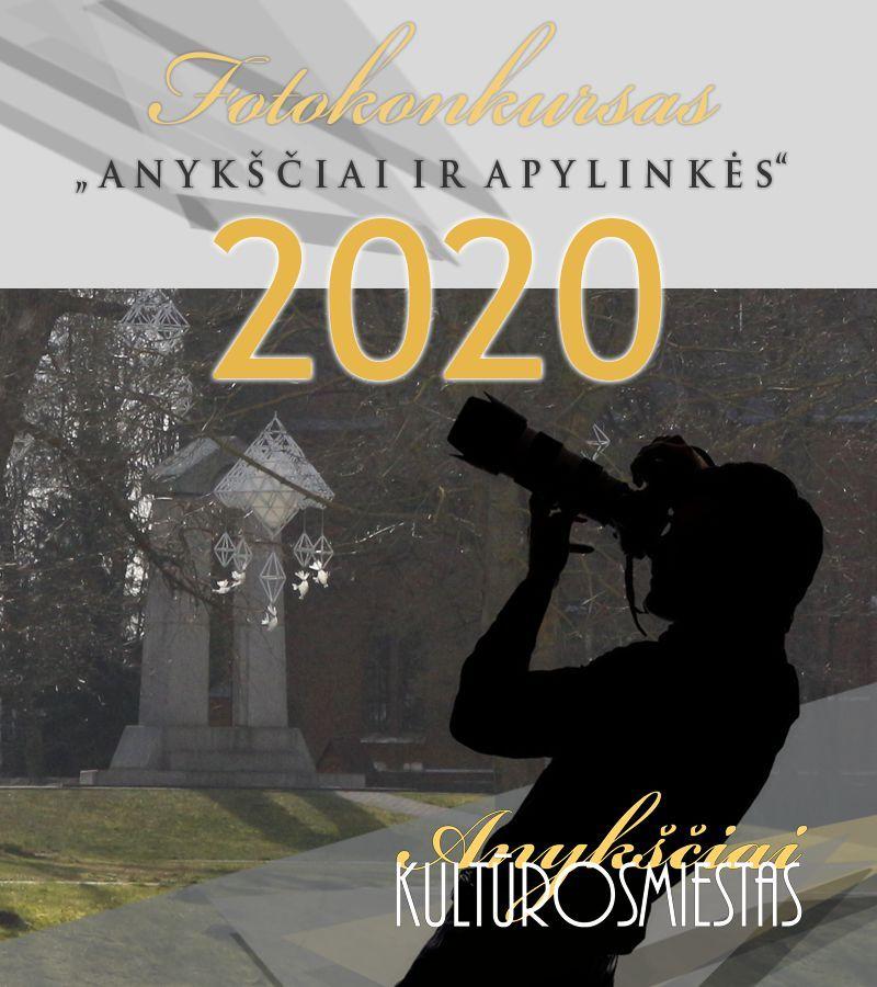 """Fotokonkursas """"Anykščiai ir apylinkės"""" (2020)"""