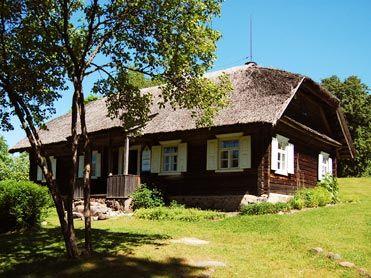 Jono Biliūno sodyba - muziejus