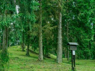 Liudiškių piliakalnis