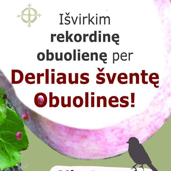 Obuolinės