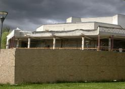 Kultūros centro renovacijos darbai