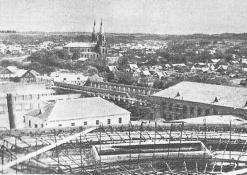 Kyla veltinių fabriko SPARTAKAS korpusai