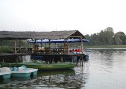 Prie Rubikių ežero