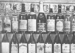 Vyno asortimentas