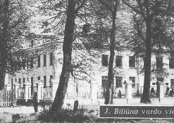 Jono Biliūno vardo vidurinė mokykla