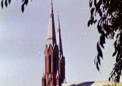 Turgus prie bažnyčios